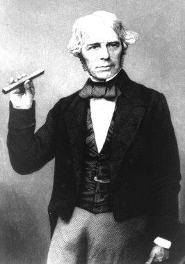 Michael Faraday, Bapak Listrik