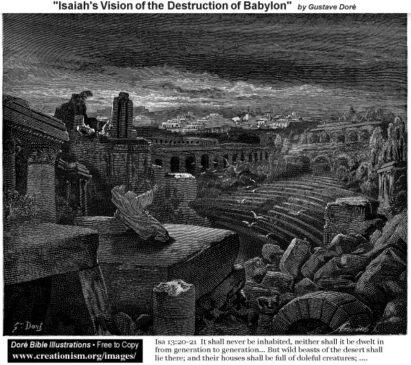 Hanging gardens images for When was the hanging gardens of babylon destroyed