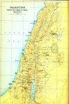 Palestine - 1250BC